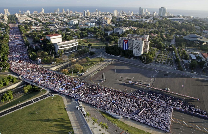 """Cuba May Day"""