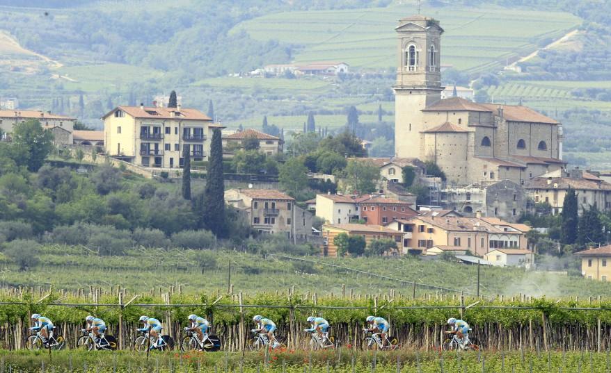 """Italy Cycling"""