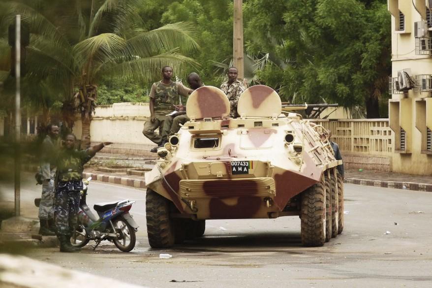 """Mali Troops"""