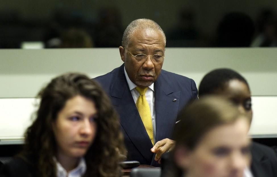 Liberia Charles Taylor War Crime