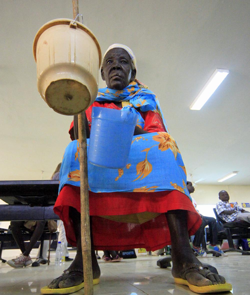 """South Sudan"""