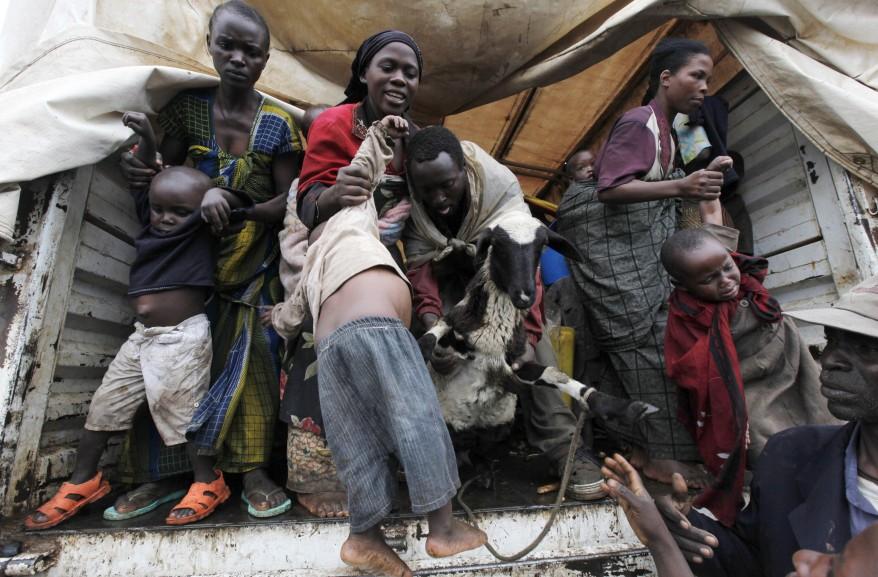 """""""Uganda DRC Refugees"""""""