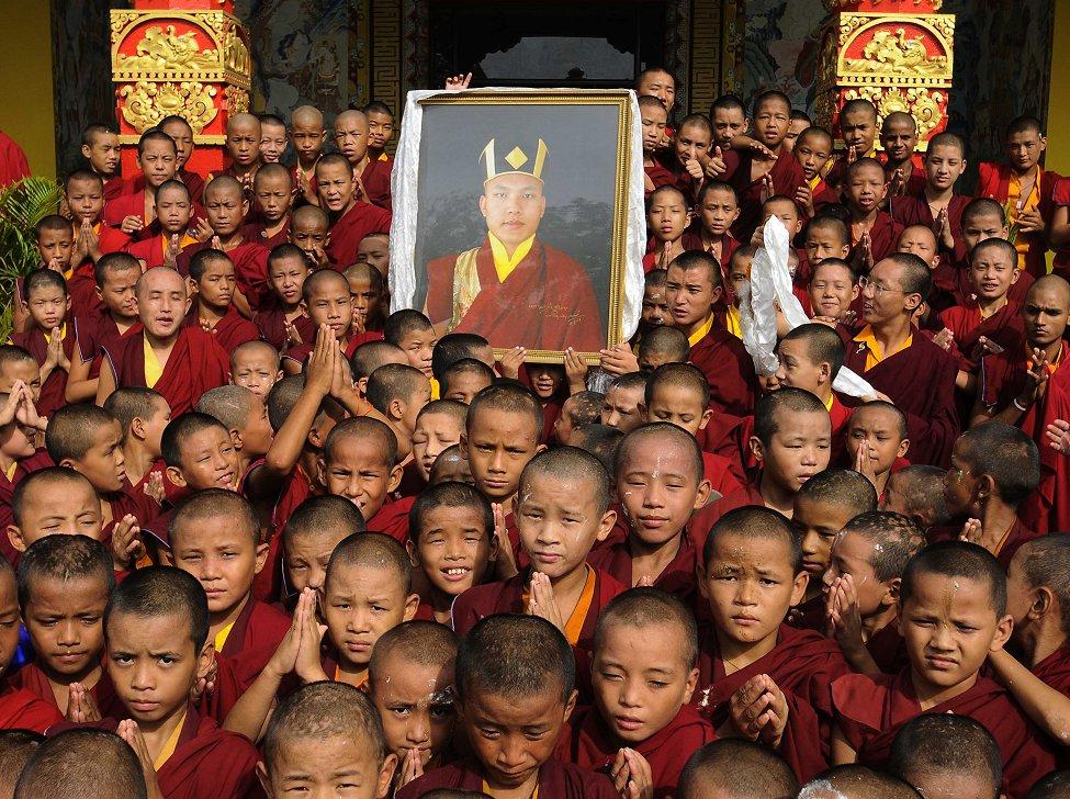 India Buddhism Karmapa