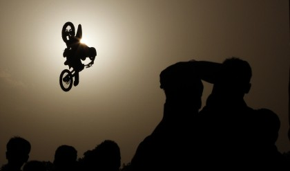 Red Bull X-Fighters in New Delhi