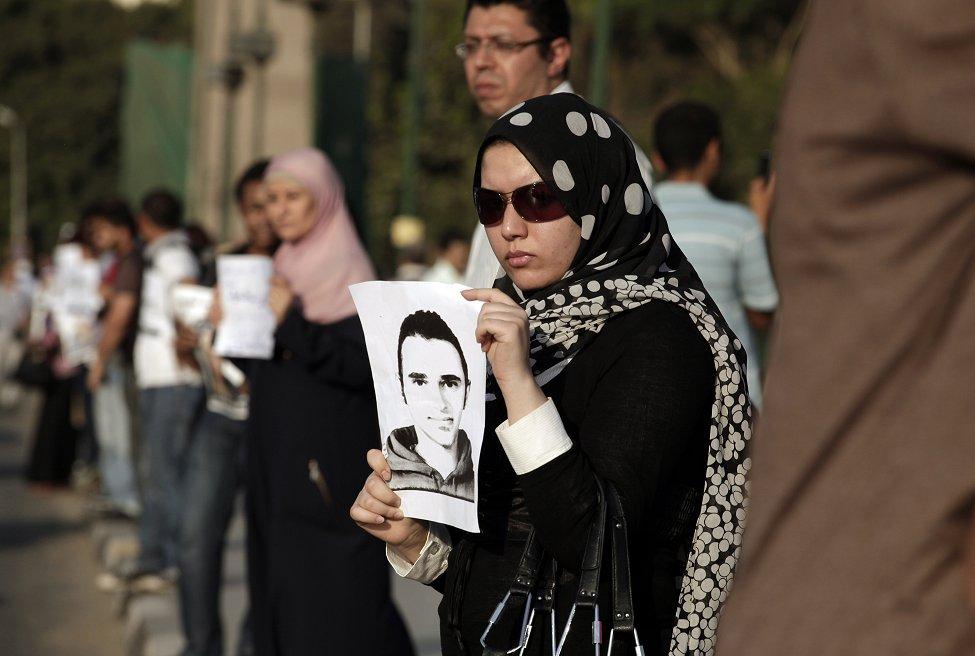Egypt Silent Protest