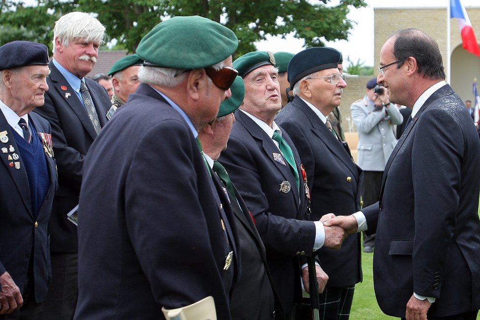 France D-Day Remembrance
