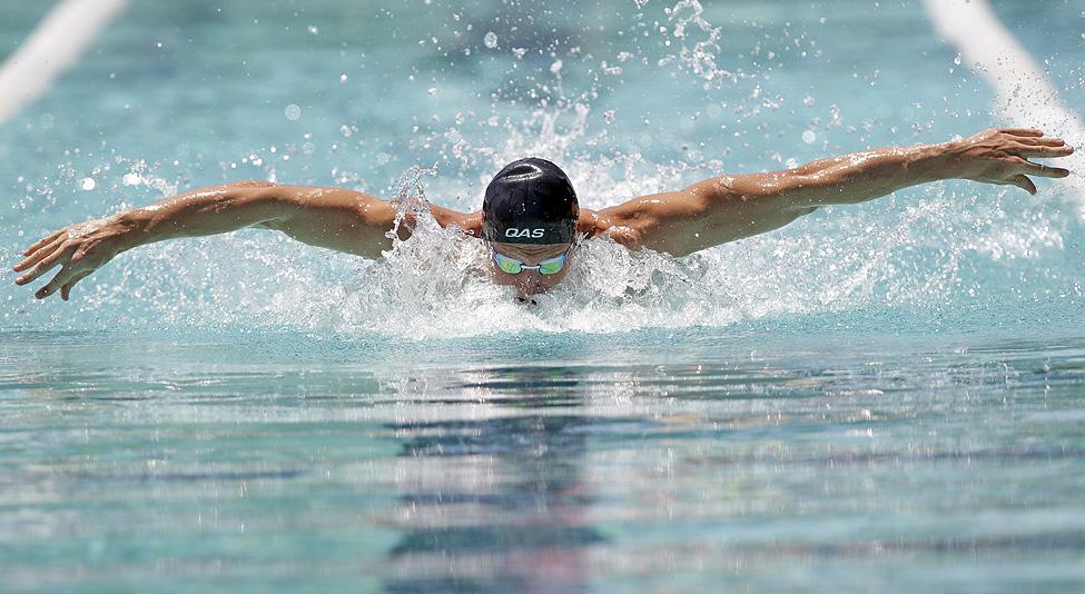 Grand Prix Swimming