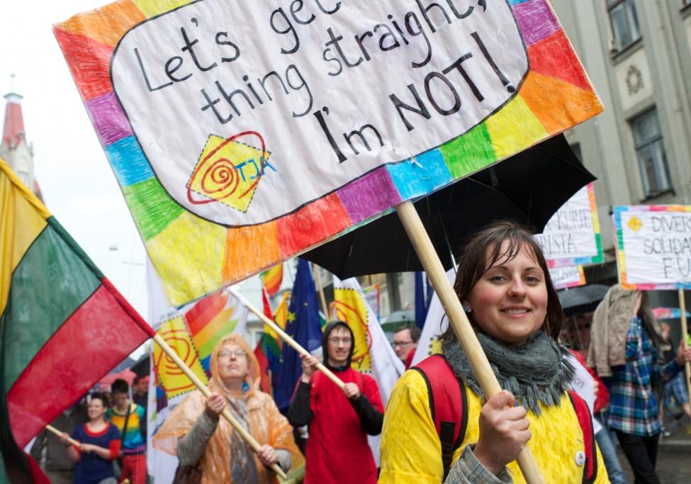 Latvia Gay Pride