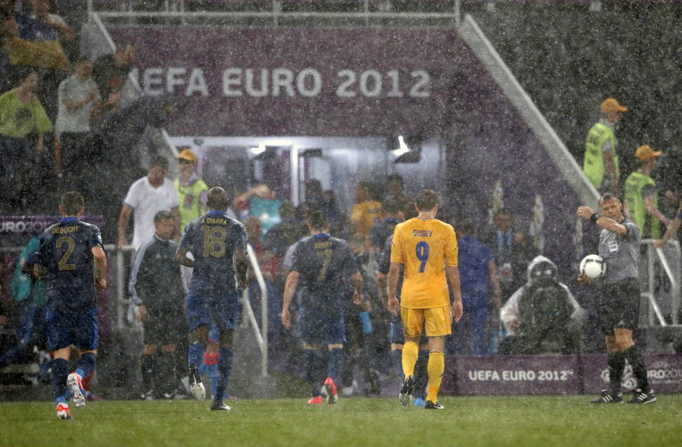 Ukraine Euro2012