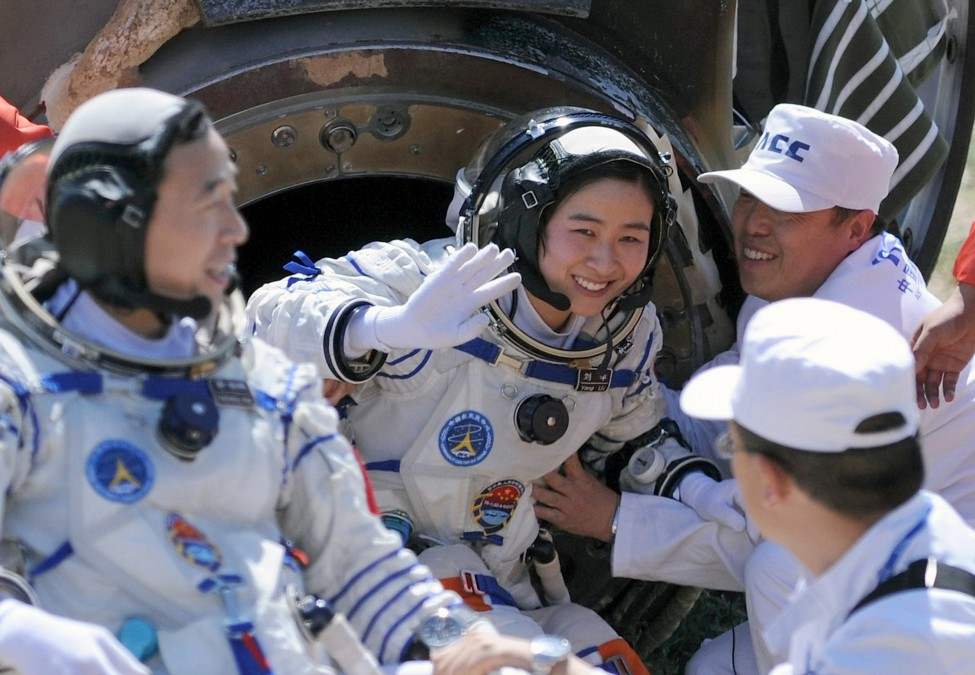 China Astronauts