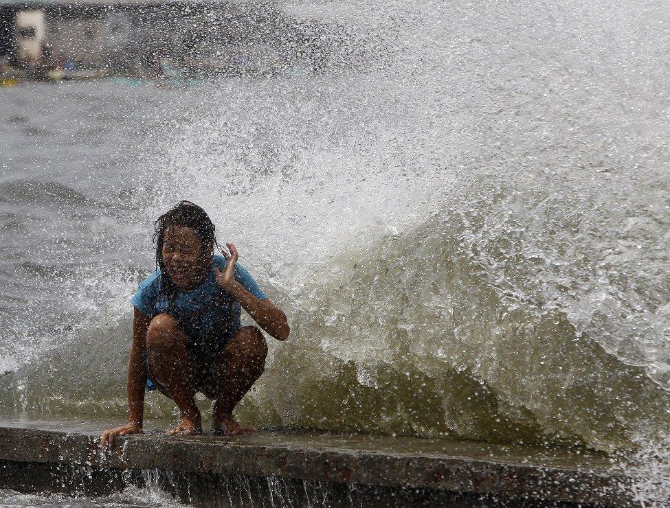 Manila Typhoon Ambo
