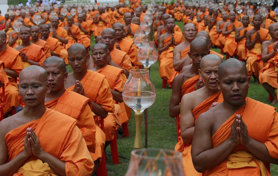 Thailand Buddha Vesak Day