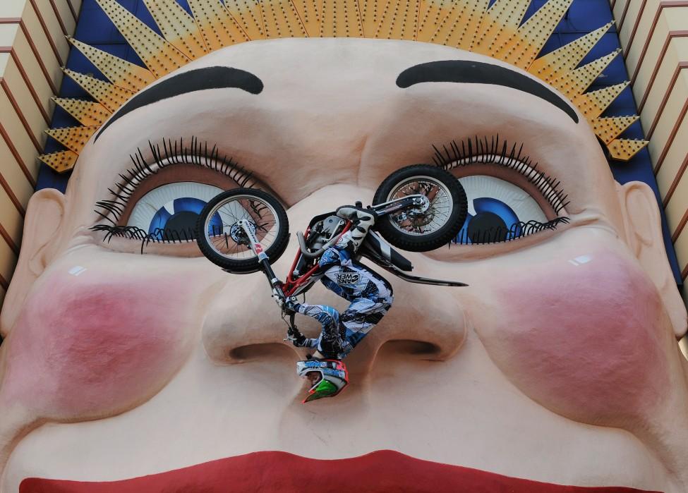 Australia Mortocross Rider
