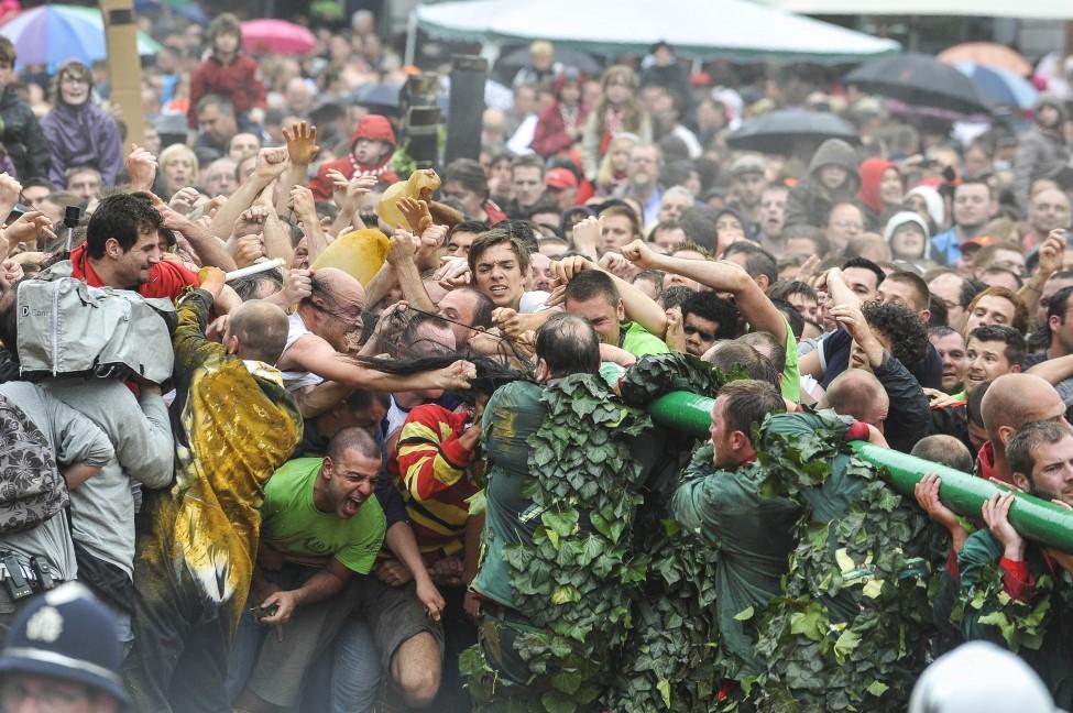 Belgium Folkloric Festival
