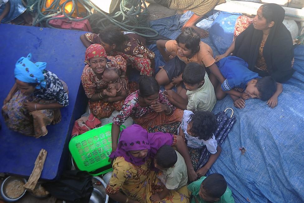 Burma Unrest