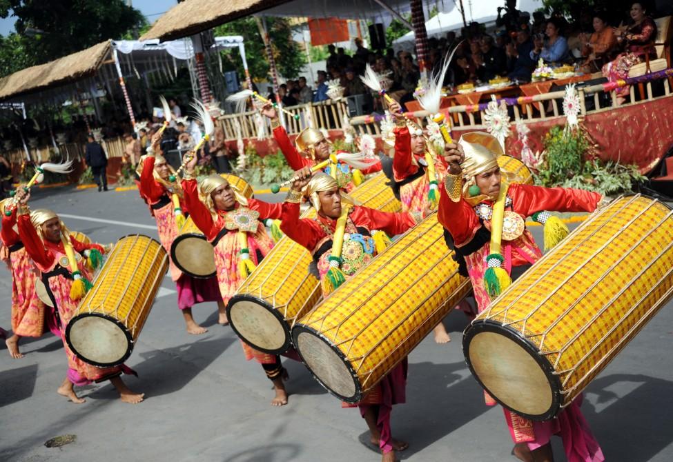 Indonesia Bali Culture Festival