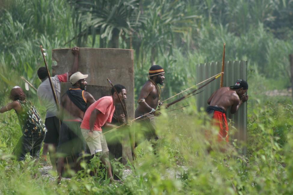 Indonesia Papua Tribe Violence
