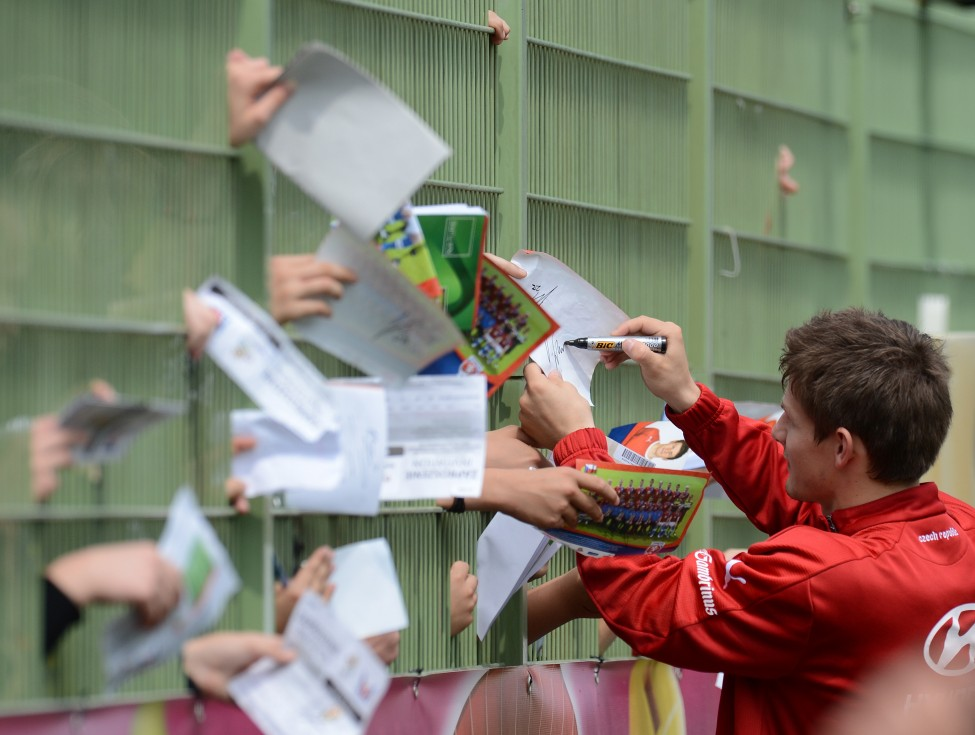 Euro 2012 Czech