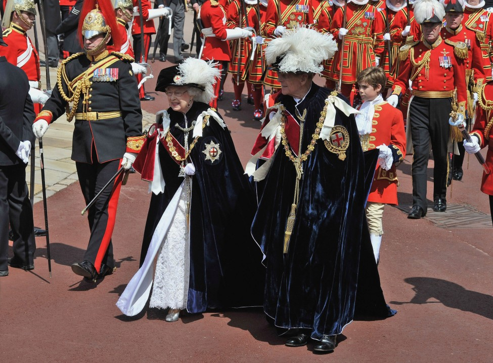 Britain Order of the Garter
