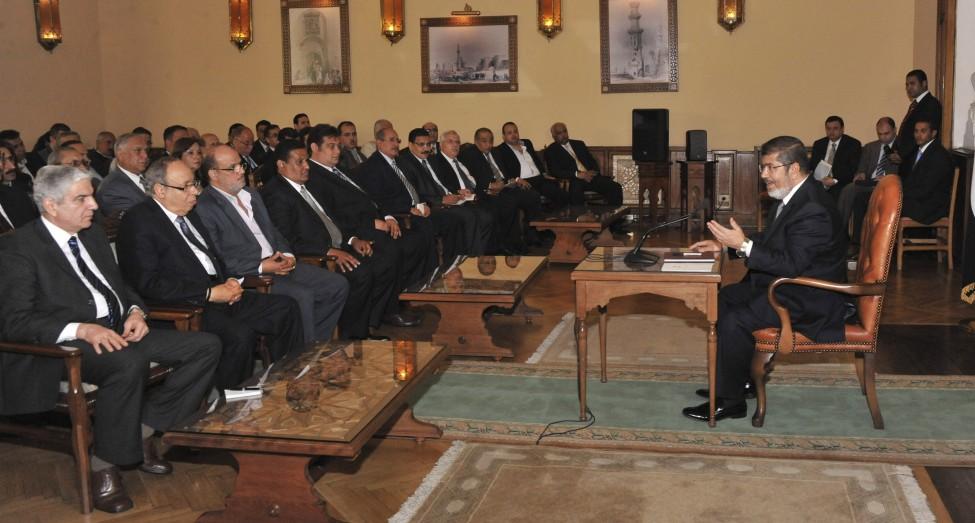 Egypt President-elect Morsi