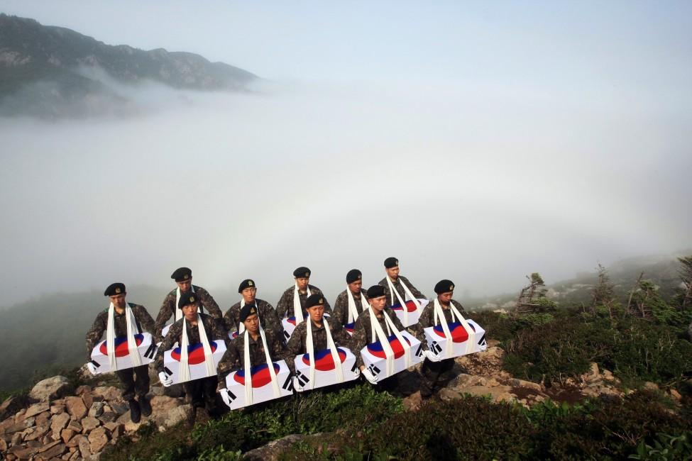 South Korea Korean War
