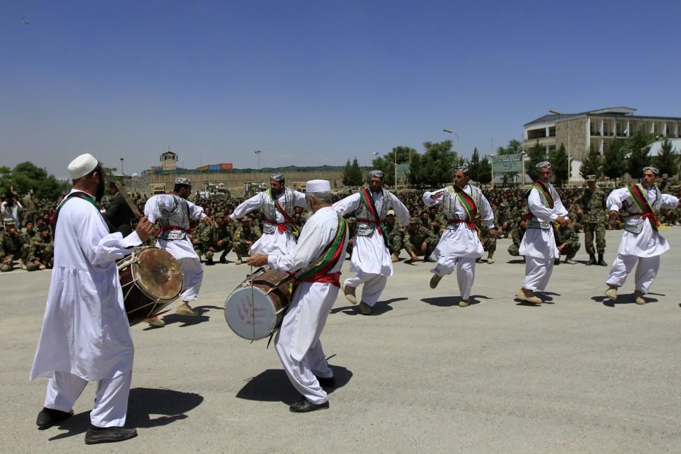 Afghanistan Soldiers