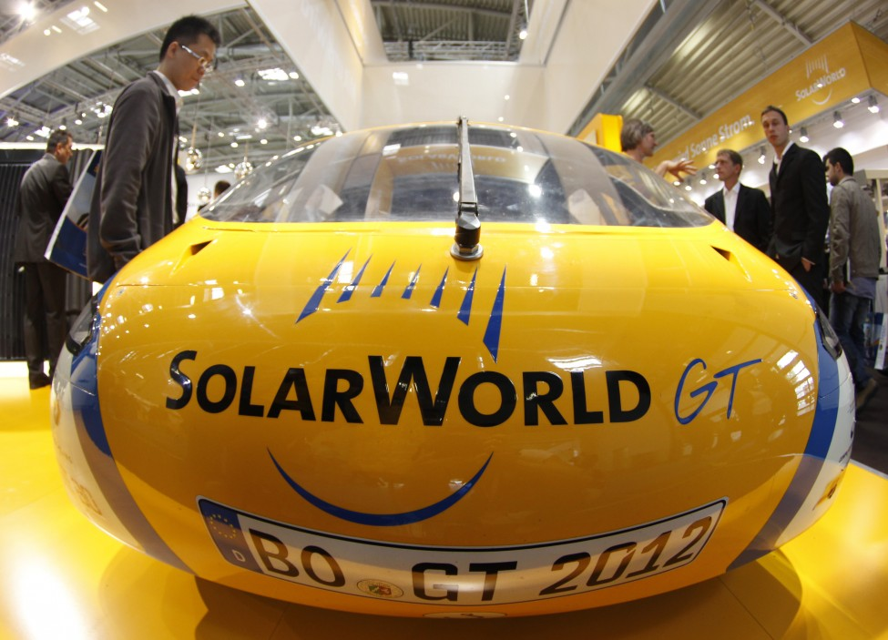 Germany Solar Vehicle