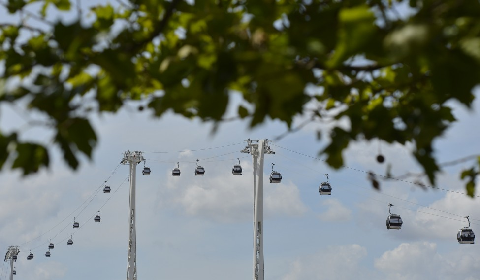 London Gondolas
