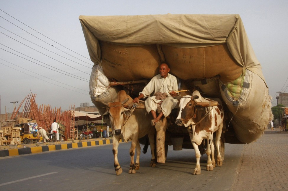 Pakistan Transport