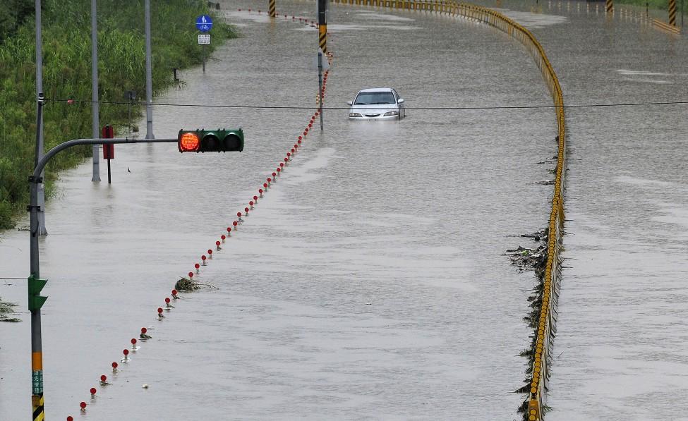 Taiwan Flood