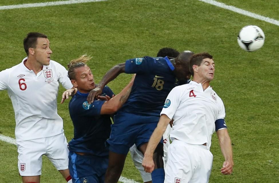 Ukraine Euro 2012 Soccer