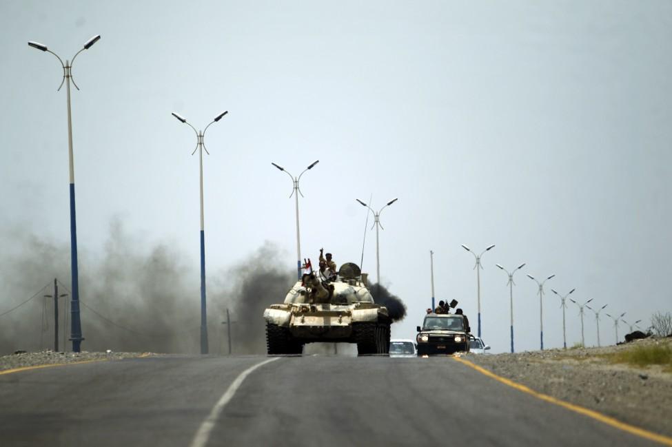 Yemen Fighting