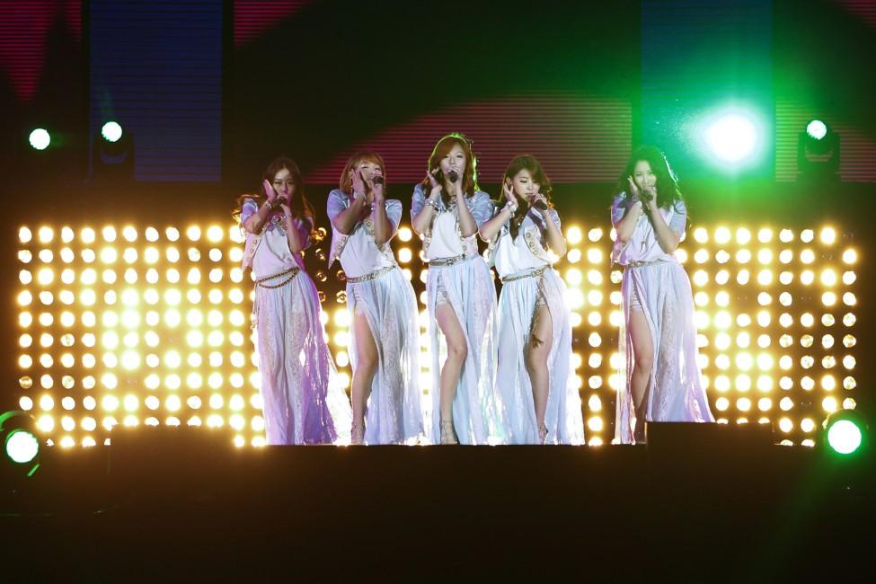 China South Korea Concert