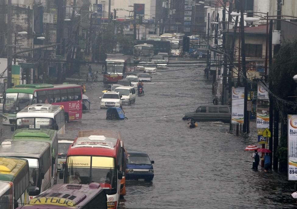 Philippines Floods