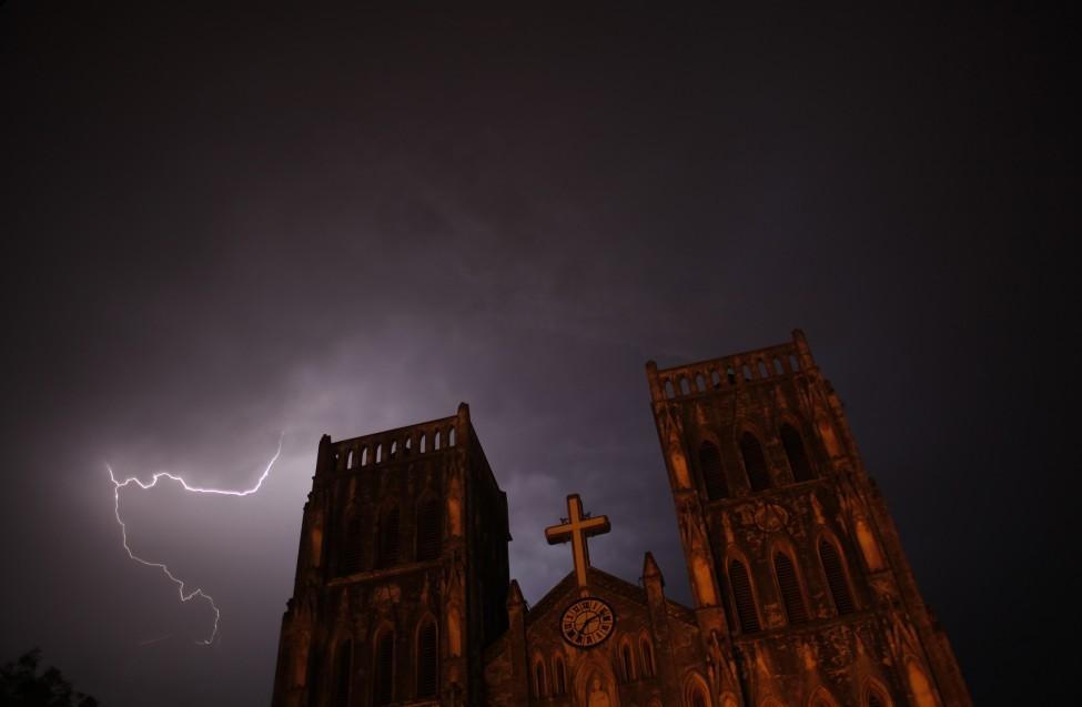 Saint Joseph Cathedral Lighting