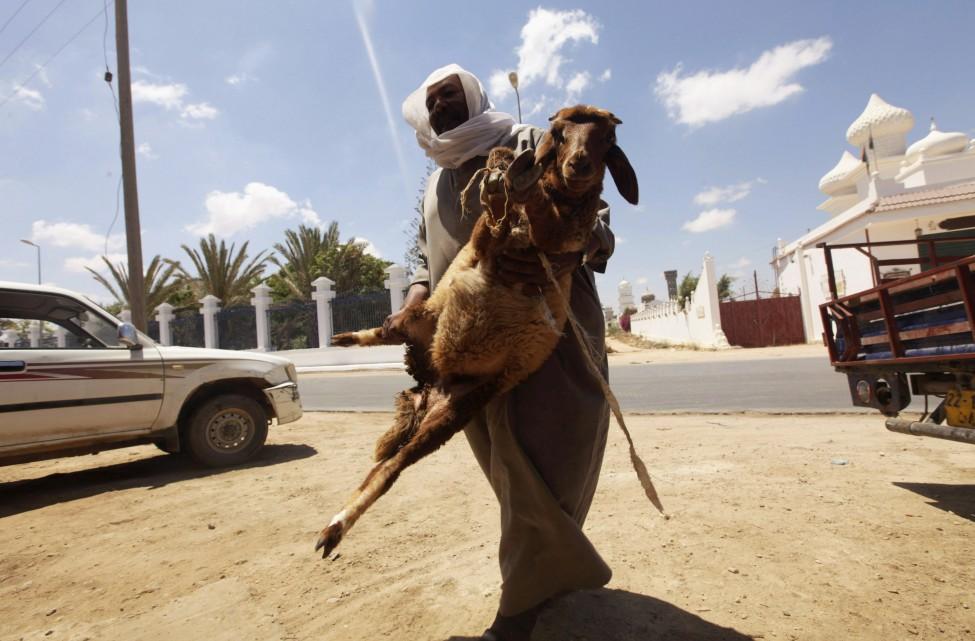 Ramadan in Benghazi, Libya