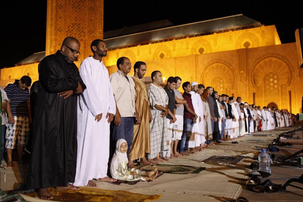 Morocco Prayers