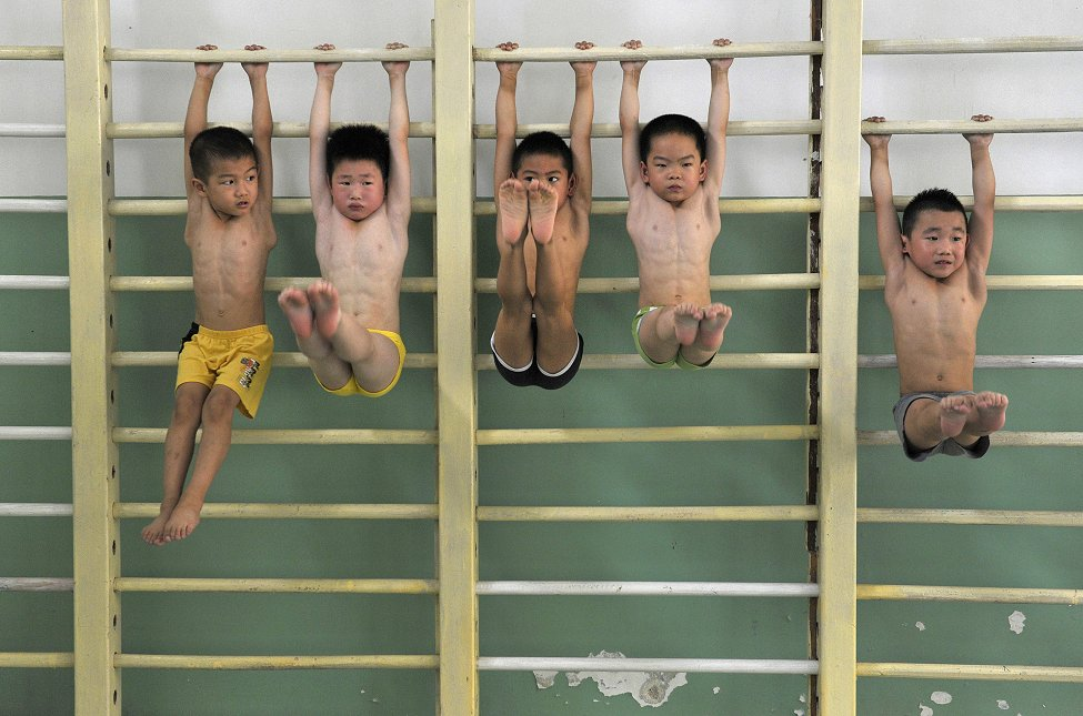 China Young Gymnasts