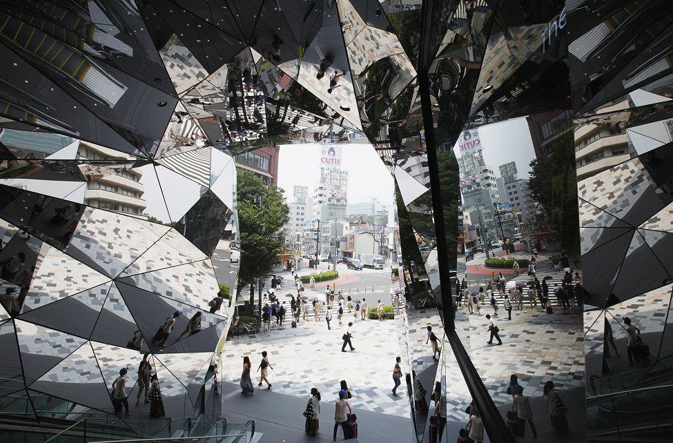 Tokyo Economy Shopping