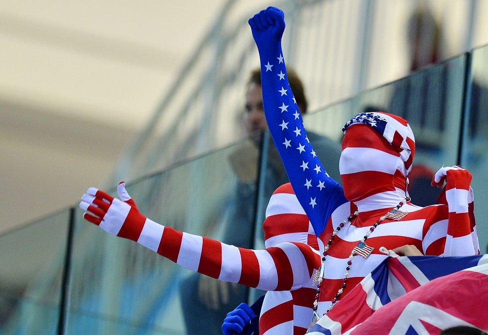 US Fans Olympics