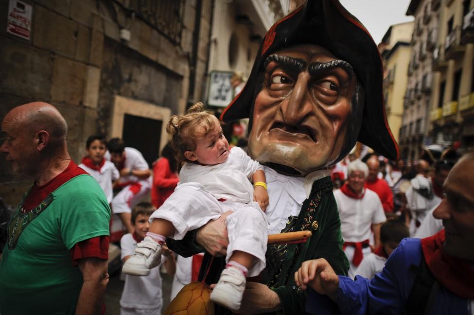 Spain San Fermin Festival