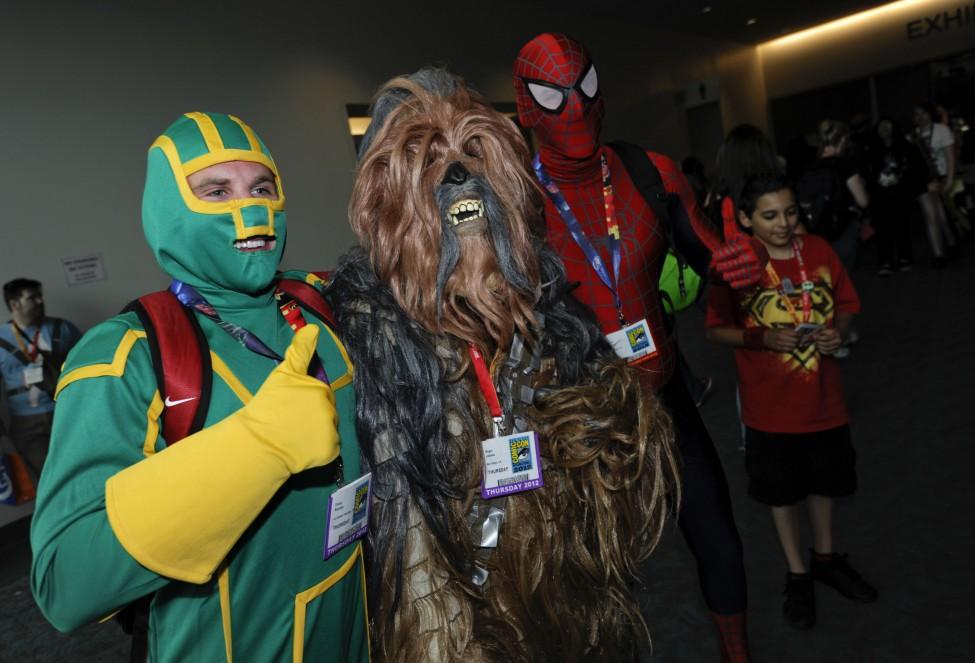 2012 Comic Con