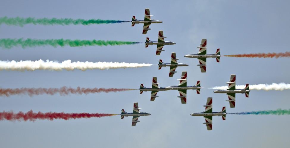 Romania Italy Air Show