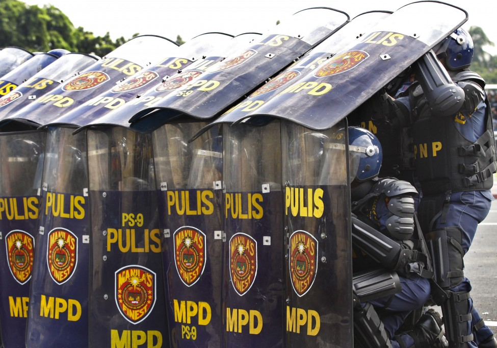 Philippines Police Training