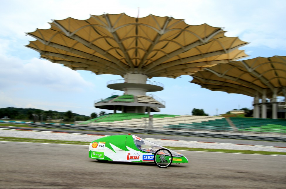 Shell Eco-marathon Asia Day 2