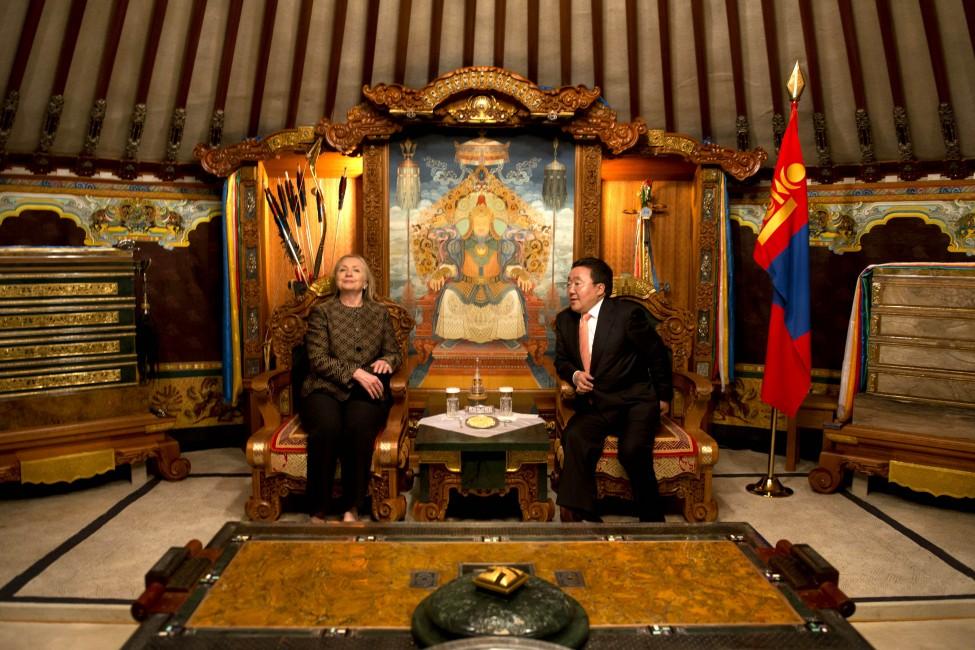 US Mongolia