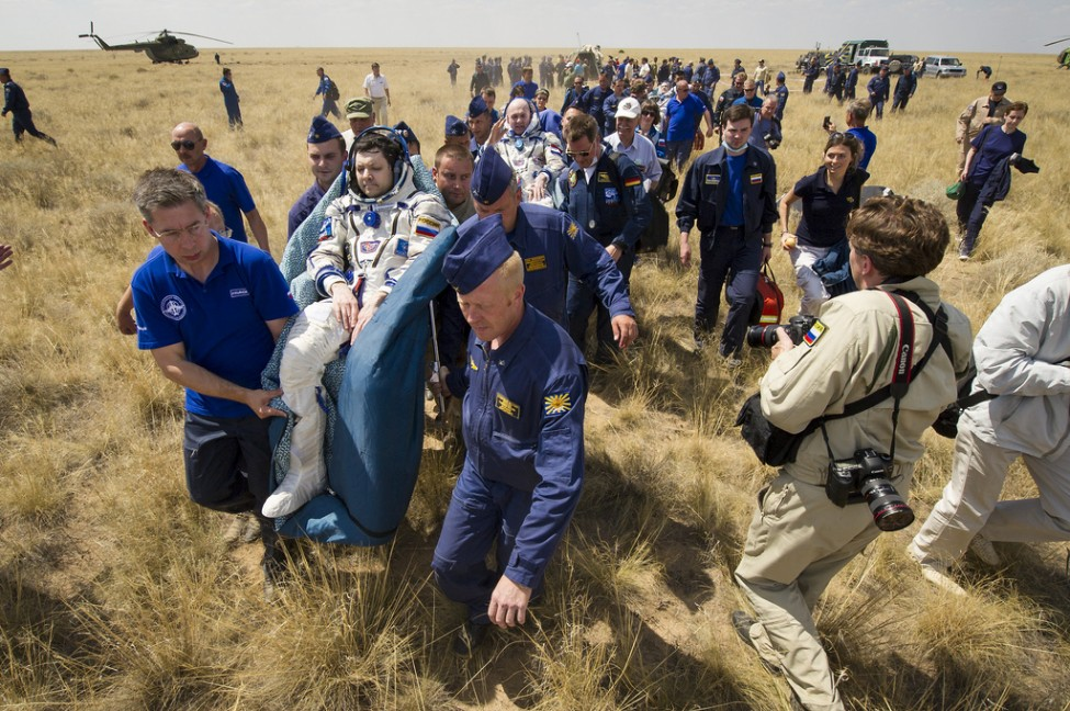 NASA Expedition 31