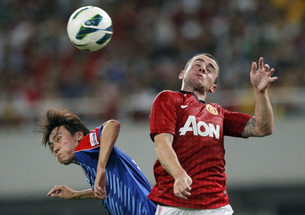 China Friendly Soccer