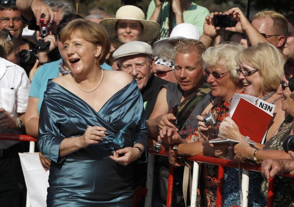 German Merkel