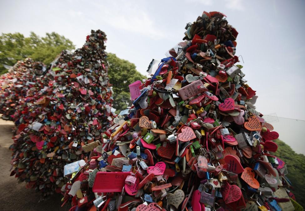 South Korea Locks of Love